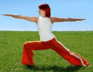 YogaWarrior2