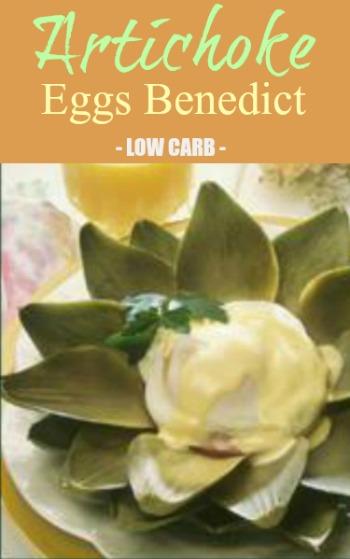 Artichoke Eggs Benedict