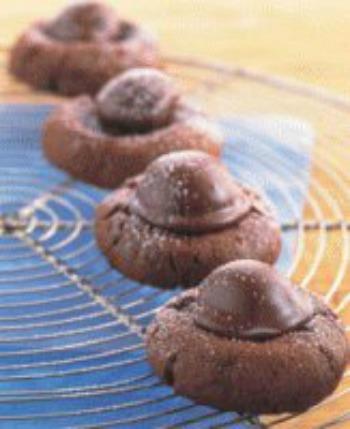 Cherry Bon Bon Cookies