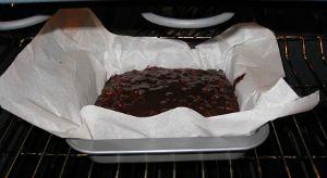 Baking Brownies