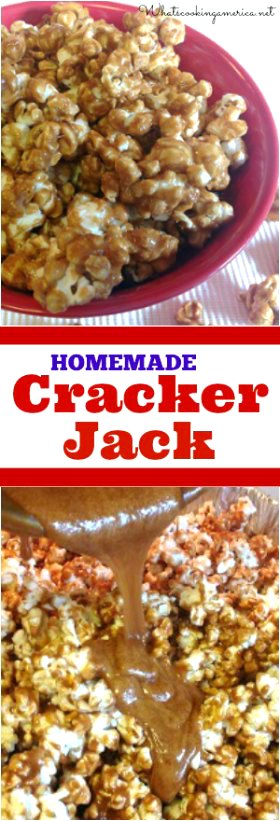 Cracker Jacks Popcorn