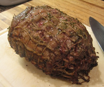 Perfect Boneless Leg of Lamb