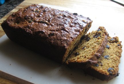 Mincemeat Nut Bread