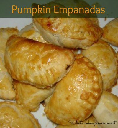 Pumpkin-Empanadas