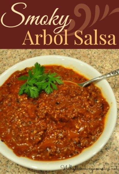 Smoky Arbol Salsa