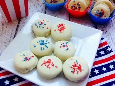 Alfajore Jam Cookies
