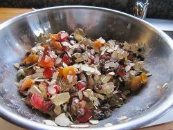 Fruit-Nut Mixture