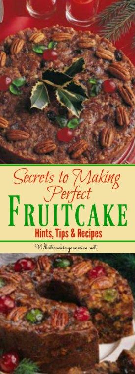 Fruitcake Secrets