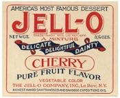 Old Jello Box