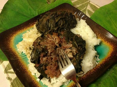 Hawaiian Lau Lau Pork