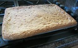 Baked Lebkuchen