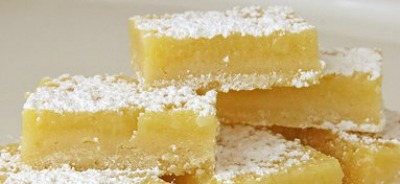 best lemon bars recipe - Christmas Bar Cookies