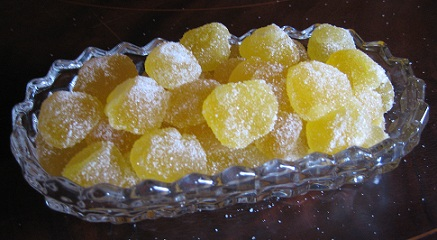 Lemon Gum Drops