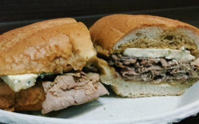 French Dip Sandwich