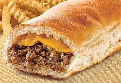 Runza Sandwich