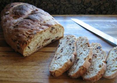 Breakfast Fruit Bread
