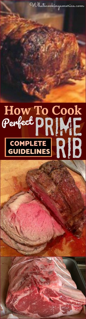 Perfect Prime Rib Roast Recipe And Cooking Tutorial