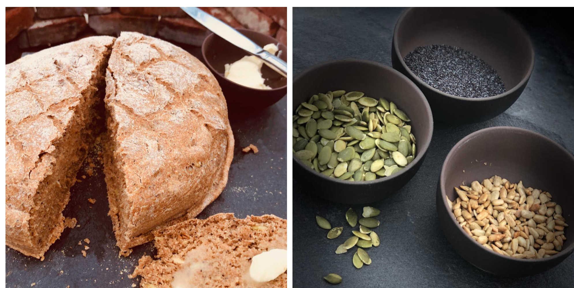nutty grain bread