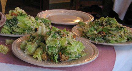 ClalssicCaesar Salad