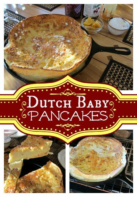 German Pancake Recipe Cast Iron