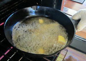 Melting Butter