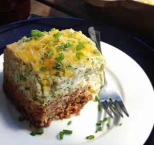 Shepherds Pie Meatloaf