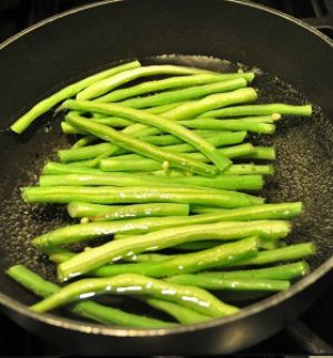 Cooking Chinese Long Beans