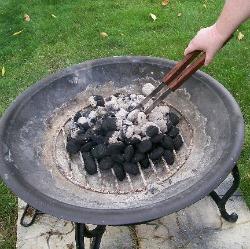 Selecting Hot Coals