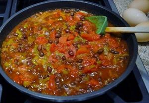 HuevosRancheros-sauce
