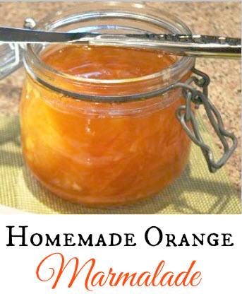 Orange Marmalade Recipe, Whats Cooking