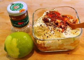 Piment d'Espelette Mayonnaise Sauce