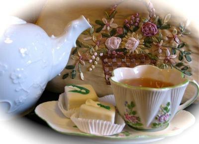 Tea Plate Cozy