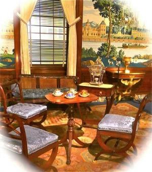 1700s Federal Period Tea Room