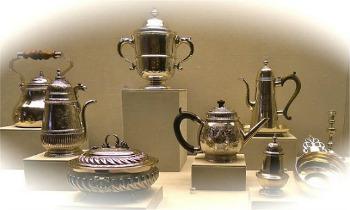 Silver Tea Wares