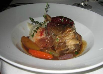 Lamb Osso Buco