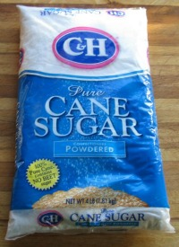 Difference between confectioners sugar and powdered sugar