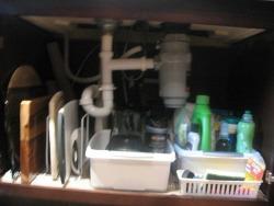 Organizing Kitchen Clutter