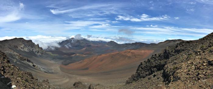 Halekawa Crater