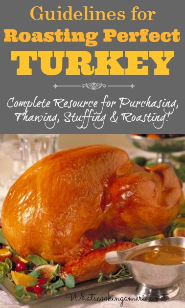 Roasting Perfect Turkey Guidelines
