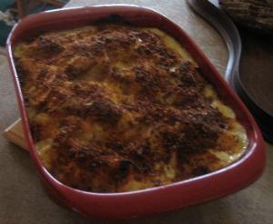 Asiago and Sage Scalloped Potato