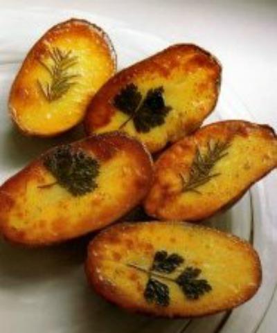 Tattooed Potatoes