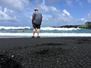 Black Beach Maui