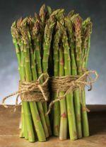 Asparagus with Lemon-Mustard Dressing