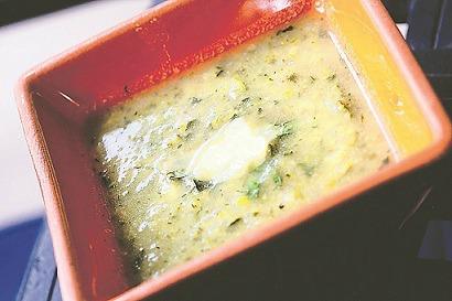 Zucchini Squash Soup