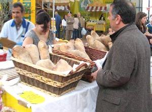 Domingo Market Bread Stall