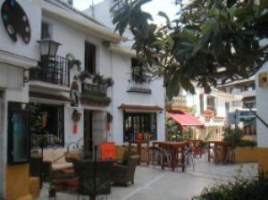 Torremolinos-Restaurant