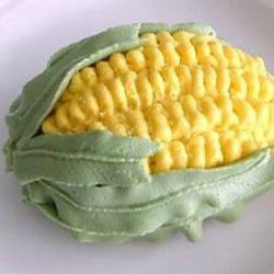 Corn cupcake