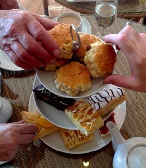 Gibraltar-scones