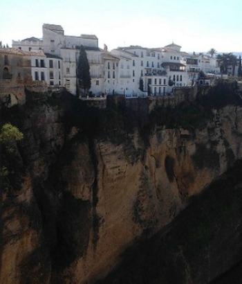 Travels in Rhonda, Spain