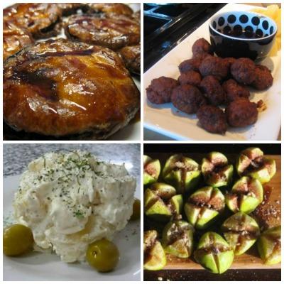 Spanish Paella Dinner